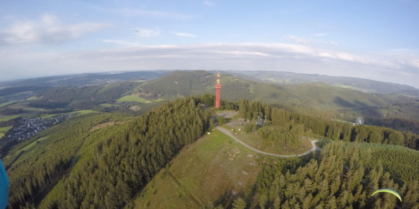 """Fluggelände-Öffnung für Gastflieger  """"Upgrade"""""""