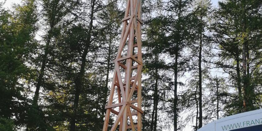 Neuer Turm in Wenholthausen