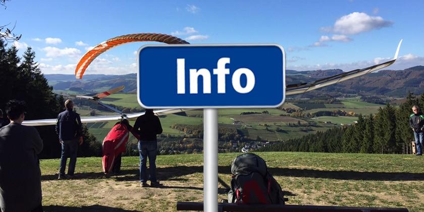 Wichtig: Aktuelle Info zu allen SAIR-Geländen